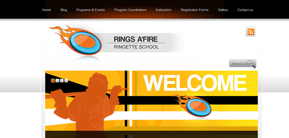 Rings A Fire Ringette School - Canada